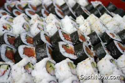 Sushi Now Sushi Nori Roasted Seaweed