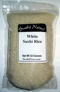 Sushi Now White Sushi Rice